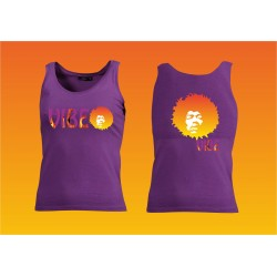 The Vibe Frauen Tanktop Purple