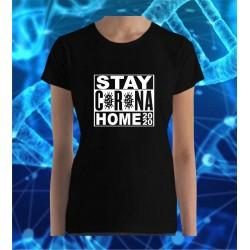 Frauen T-Shirt schwarz